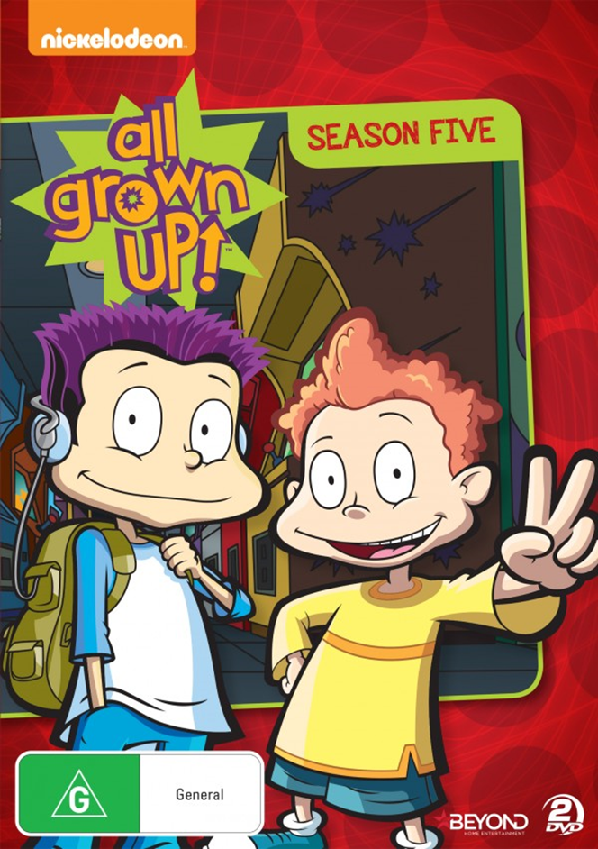 All Grown Up! Season 5
