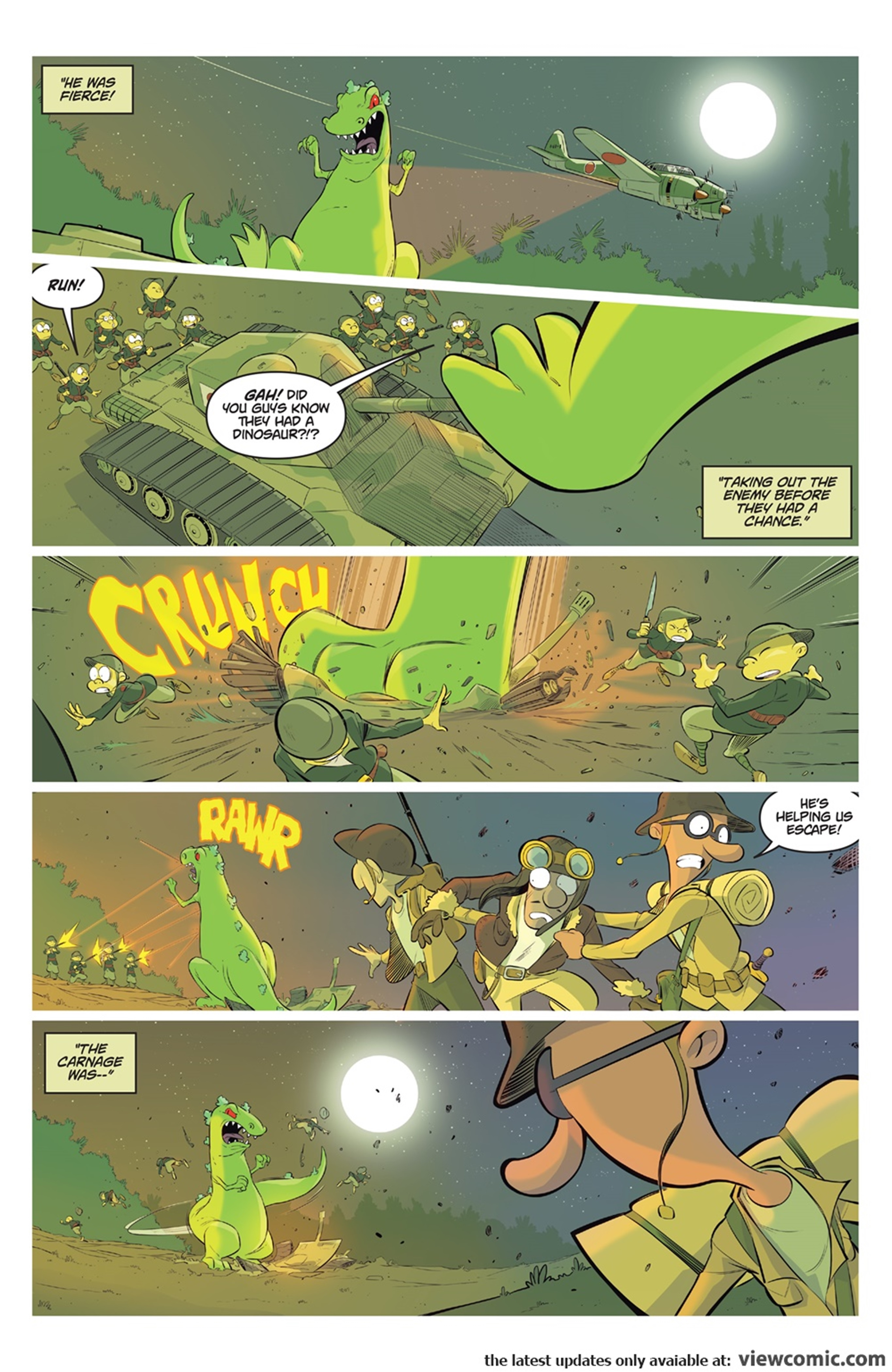 Rugrats R is for Reptar 2018 Boom Comic 08.jpg