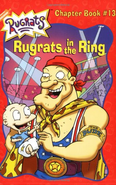 Rugrats in the Ring Cover