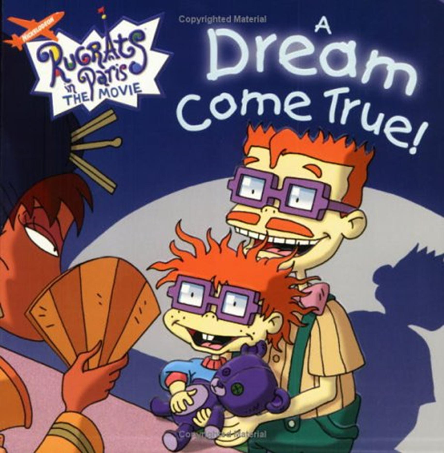 A Dream Come True book.png
