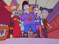 Rugrats - The Turkey Who Came to Dinner 196