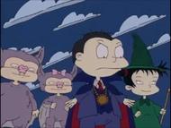 Curse of the Werewuff - Rugrats 486
