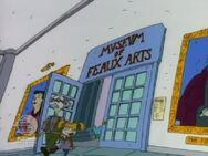 Rugrats - The Art Museum 30