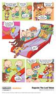 Rugrats The Last Token Comic Strip 6