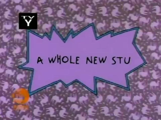 A Whole New Stu