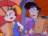 Rugrats - The Turkey Who Came to Dinner 405