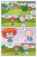 Rugrats Boom Comic 3-6