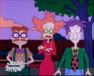 Rugrats - Chuckie Gets Skunked 91