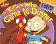 The Turkey Who Came to Dinner Book