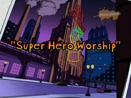 Super Hero Worship