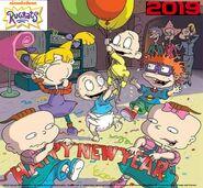 Happy New Year Rugrats 2019