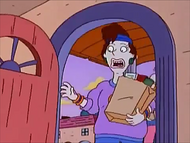Rugrats - The Turkey Who Came to Dinner 392