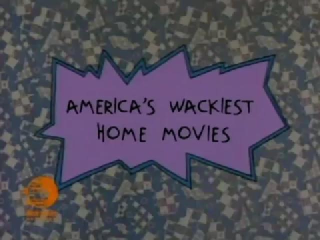 America's Wackiest Home Movies
