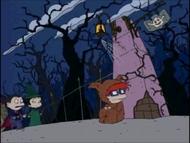 Curse of the Werewuff - Rugrats 481