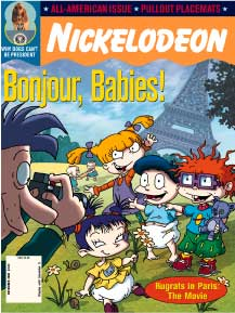 Bonjour, Babies! (Magazine)