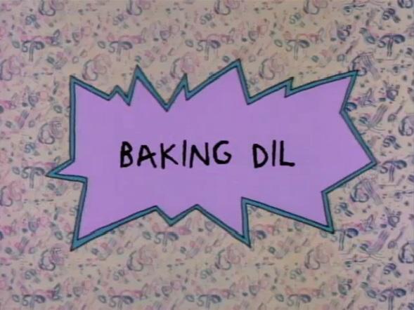 Baking Dil