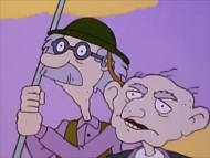 Rugrats - The Turkey Who Came to Dinner 563