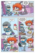 Rugrats Boom Comic 3-8