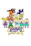 Rugrats Poster Logo