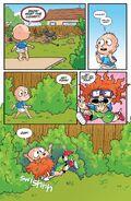 Rugrats Boom Comic Pg 9