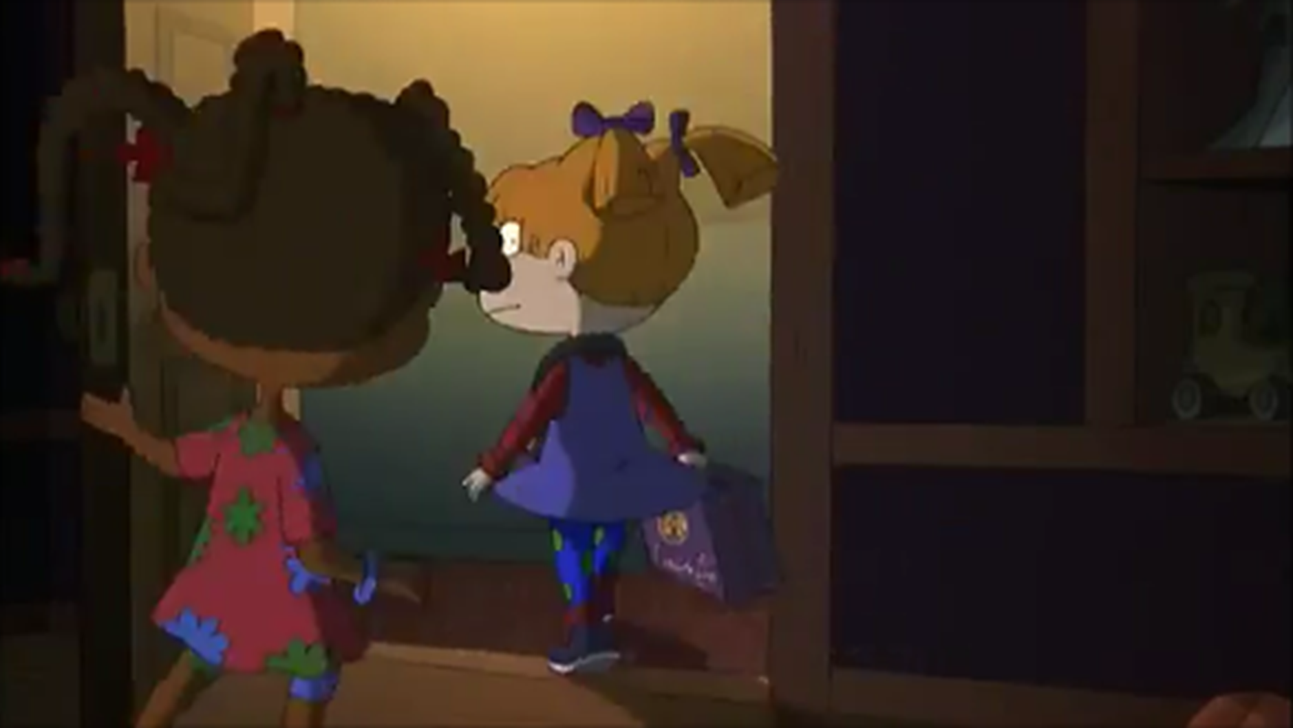 Angelica Pickles/Gallery/Rugrats in Paris: The Movie