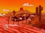 Rugrats - The Wild Wild West 136