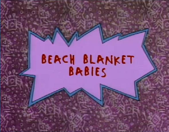 Beach Blanket Babies