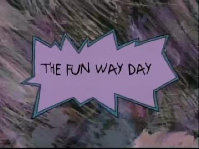 The Fun Way Day