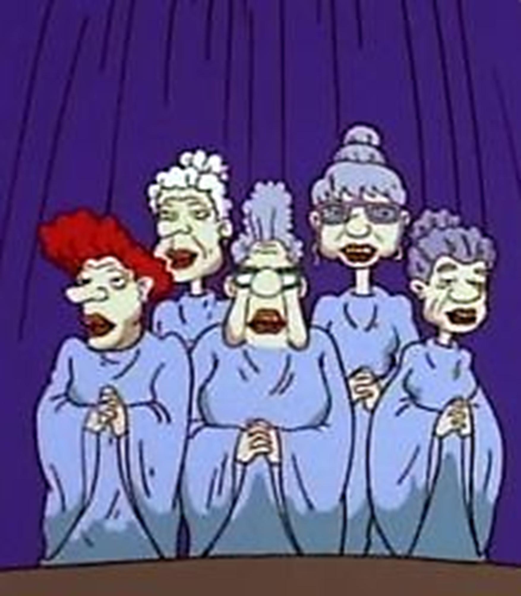 Mt. Zion Woman's Choir