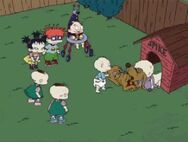 Rugrats - Bow Wow Wedding Vows 182