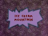 Ice Cream Mountain
