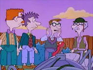 Rugrats - The Turkey Who Came to Dinner 613