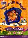 Nickelodeon Magazine November 1998 Rugrats Talking Alarm Clock Advertisement