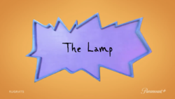 The Lamp Title Card.png