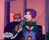 Rugrats - Chuckie Gets Skunked 163
