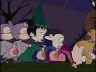 Curse of the Werewuff - Rugrats 659
