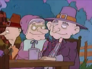 Rugrats - The Turkey Who Came to Dinner 2