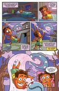 Rugrats 5 Boom Comic 9