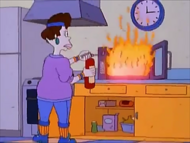 Rugrats - The Turkey Who Came to Dinner 592