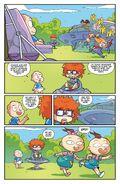 Rugrats 5 Boom Comic 18