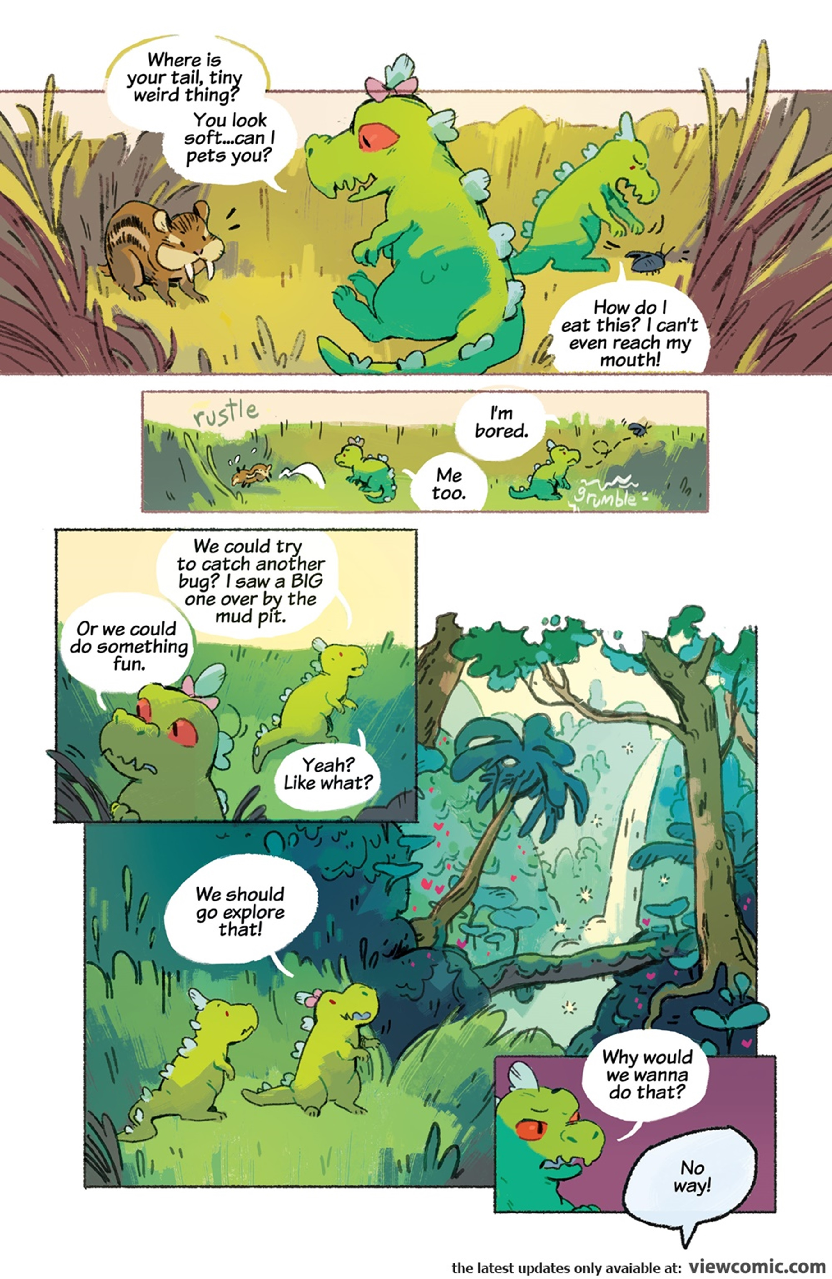 Rugrats R is for Reptar 2018 Boom Comic 11.jpg