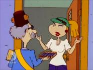 Rugrats - Angelica Nose Best 180