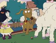 Rugrats - Bow Wow Wedding Vows 243