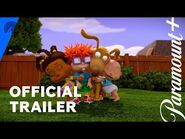 Rugrats - Official Trailer - Paramount +