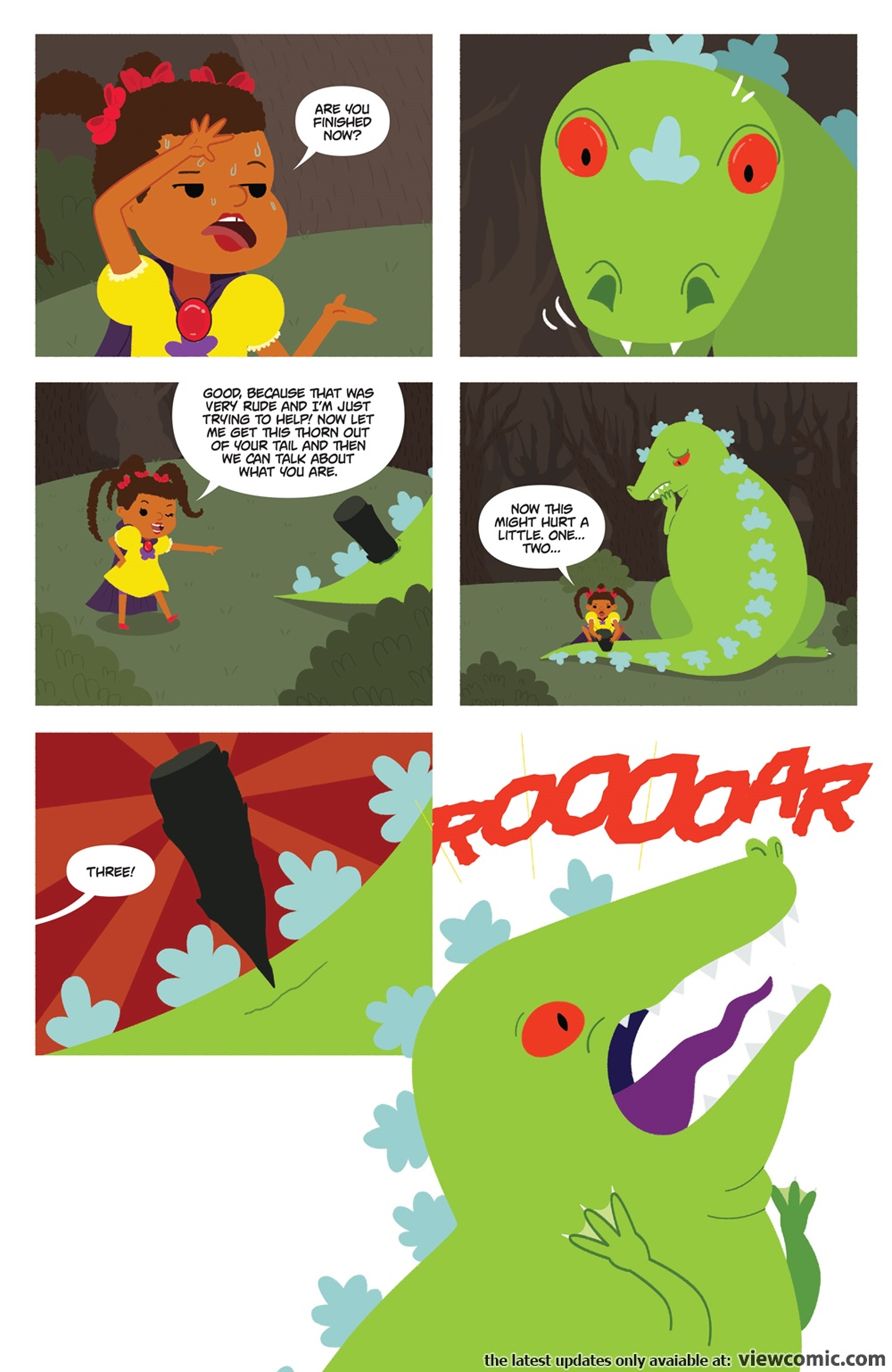 Rugrats R is for Reptar 2018 Boom Comic 29.jpg