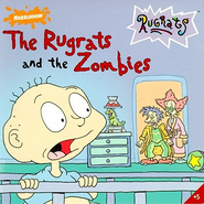 The Rugrats and the Zombies Book