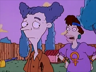 Rugrats - The Turkey Who Came to Dinner 609