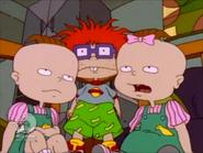 Rugrats - Angelica Nose Best 307