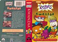 Rugrats Kwanza VHS