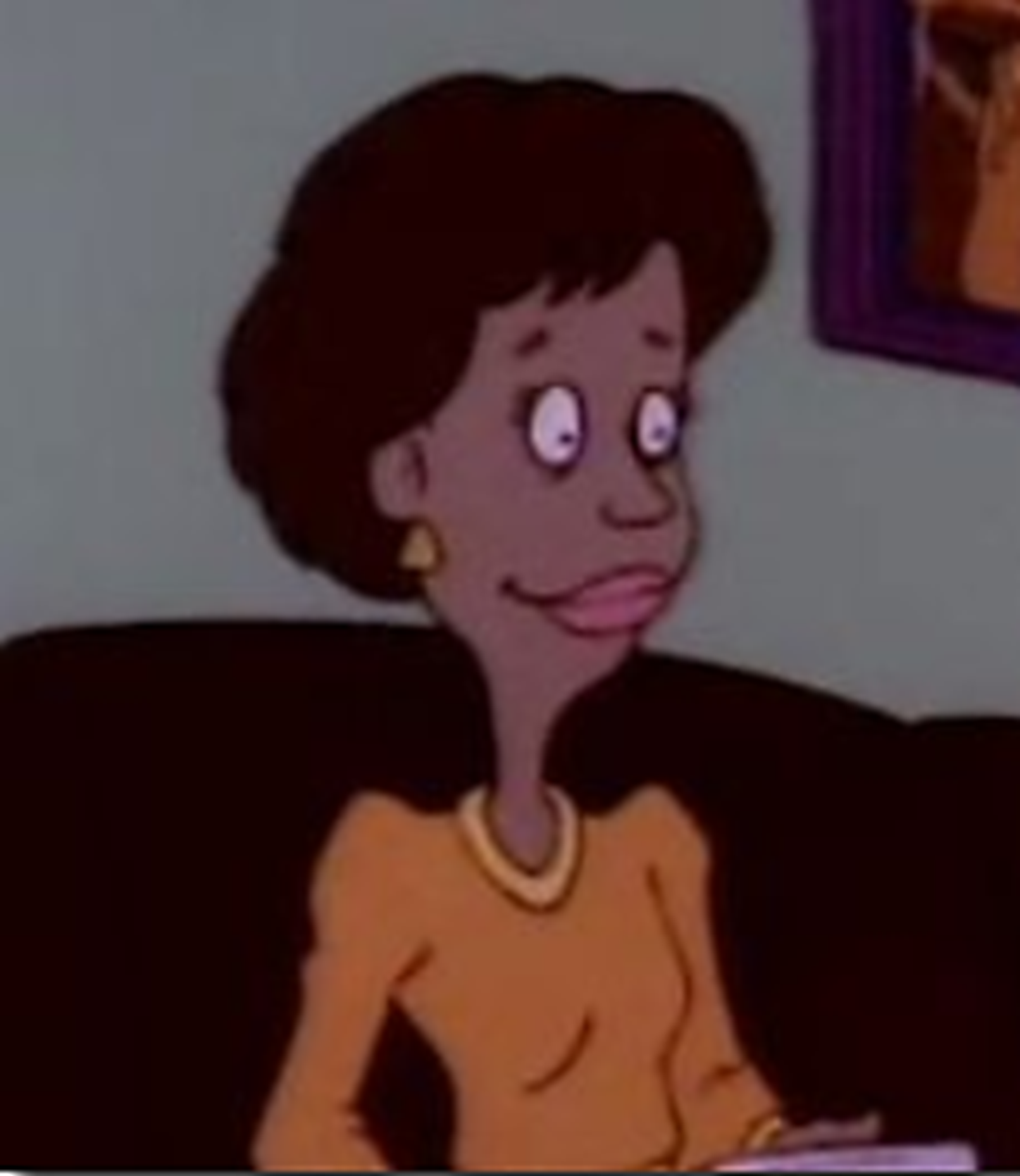 Hector's Mom